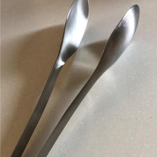 ムジルシリョウヒン(MUJI (無印良品))の無印 ステンレス トング(調理道具/製菓道具)