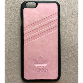アディダス(adidas)のiPhone6s❁adidasケース(iPhoneケース)