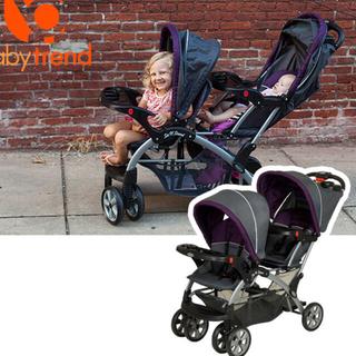 ベビートレンド(Baby Trend)の2人乗り ベビーカー 双子ベビーカー (ベビーカー/バギー)