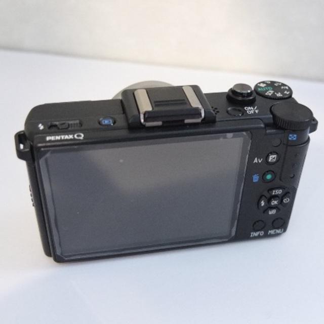 PENTAX(ペンタックス)のPENTAX Q 01standard prime スマホ/家電/カメラのカメラ(ミラーレス一眼)の商品写真