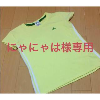 アディダス(adidas)のaddidas  テニス レディース シャツ(ウェア)