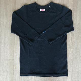 ハリウッドランチマーケット(HOLLYWOOD RANCH MARKET)のハリウッドランチマーケット フライスTシャツ 七分袖(Tシャツ/カットソー(七分/長袖))