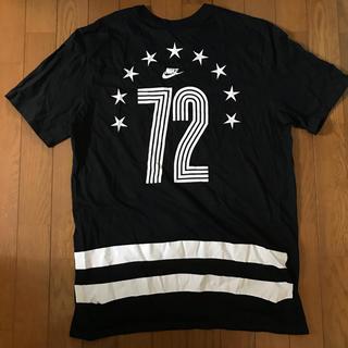 ナイキ(NIKE)の海外限定 新品 NIKE SPORTS WEAR Tシャツ L ブラック 黒 星(Tシャツ/カットソー(半袖/袖なし))