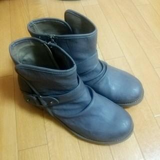 エイチアンドエム(H&M)のショートブーツ♡25cm♡送料込み!(ブーツ)