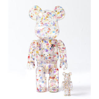 BE@RBRICK ANREALAGE 400% 100%セット