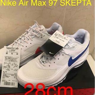 ナイキ(NIKE)のNike air max 97 BW SKEPTA 28.0cm(スニーカー)