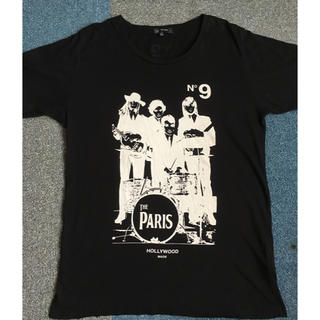 ハリウッドメイド(HOLLYWOOD MADE)のHOLLYWOOD MADEコラボ バンキッシュTシャツ Mサイズ(Tシャツ/カットソー(半袖/袖なし))
