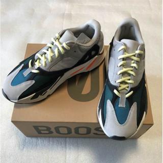 アディダス(adidas)のYEEZY BOOST 700 カニエ ウェーブランナー WAVE RUNNER(スニーカー)