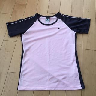 ナイキ(NIKE)のNIKEレディースTシャツ M(Tシャツ(半袖/袖なし))