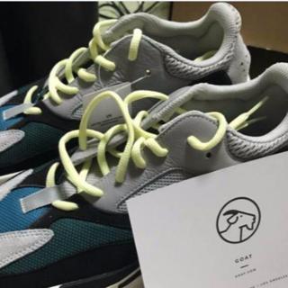 アディダス(adidas)のyeezy boost 700 WAVE RUNNER B75571(スニーカー)