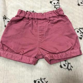 ムジルシリョウヒン(MUJI (無印良品))の90サイズ ショートパンツ(パンツ/スパッツ)