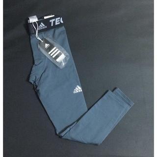 アディダス(adidas)のadidas テックフィット ロングタイツ 新品 S(ウェア)