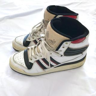 アディダス(adidas)のレア [アディダス]  エルドラド RUN DMC ハイカット adidas(スニーカー)
