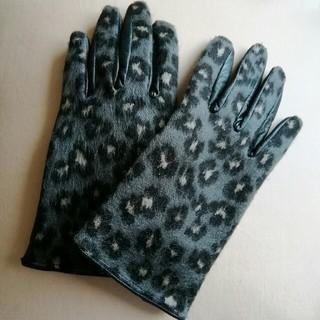 ビューティアンドユースユナイテッドアローズ(BEAUTY&YOUTH UNITED ARROWS)のbeauty&youth ビューティーアンドユース  ラムレザーグローブ(手袋)