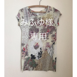アチャチュムムチャチャ(AHCAHCUM.muchacha)のあちゃちゅむ Tシャツ(Tシャツ(半袖/袖なし))