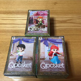 ディズニー(Disney)のQposket petit FantasticTimeⅡ(フィギュア)