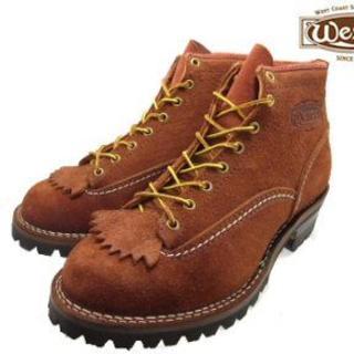 ウエスコ(Wesco)のウエスコ ジョブマスター レッドウッド ラフアウト US8.5(ブーツ)