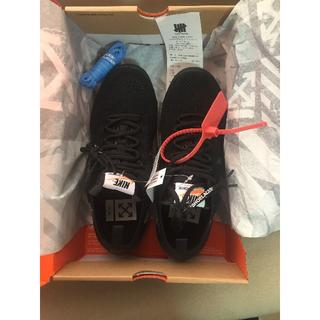 NIKE ×OFF WHITE THE 10 AIR VAPORMAX us8