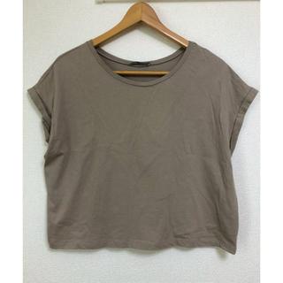 ZARA - 【ZARA】Tシャツ