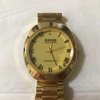 ラドー(RADO)のRADO 時計 ゴールド(腕時計)