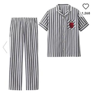 ジーユー(GU)のGU スヌーピー パジャマ(その他)