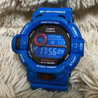 ジーショック(G-SHOCK)のG-SHOCK GW-9200BLJ RISEMAN Earth Blue (腕時計(デジタル))