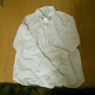 ジーユー(GU)のGUのシャツ(Tシャツ(長袖/七分))