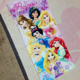 ディズニー(Disney)のディズニー プリンセス タオル(タオル)