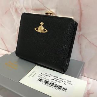 ヴィヴィアンウエストウッド(Vivienne Westwood)のがま口⭐︎ミニ財布⭐︎ヴィヴィアン⭐︎新品未使用⭐︎箱・カードつき(財布)