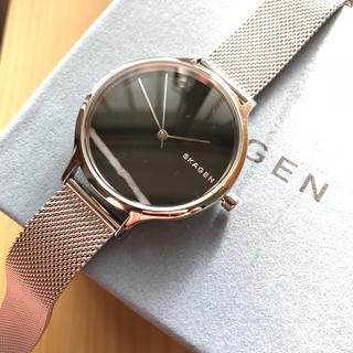 スカーゲン(SKAGEN)の腕時計 スタイリッシュシンプル スカーゲン レディース 大理石(腕時計)