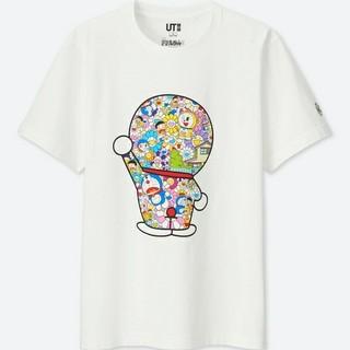 ユニクロ(UNIQLO)の最安★UNIQLO ドラえもん コラボ tee★新品 3XL(Tシャツ/カットソー(半袖/袖なし))