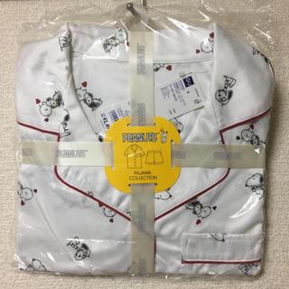 ジーユー(GU)のGU×PEANUTS♡スヌーピーパジャマ、ルームウェア(パジャマ)
