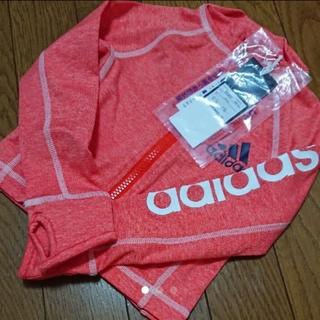 アディダス(adidas)のadidas 指穴付き 長袖 ラッシュガード 100 水着(水着)