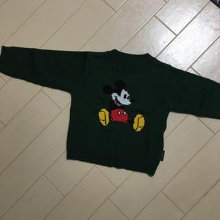 フタフタ(futafuta)のDisney futafuta ミッキー セーター サイズ95(ニット)