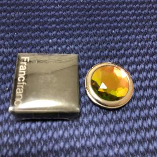 フランフラン(Francfranc)のフランフラン カバン掛け 携帯用 クリスタルガラス(その他)