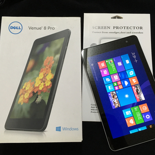 デル(DELL)のDELL Venue8pro windows8.1(タブレット)