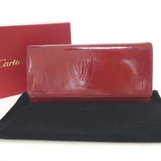 カルティエ Cartier 長財布 パテント ハッピーバースデー 1259(長財布)