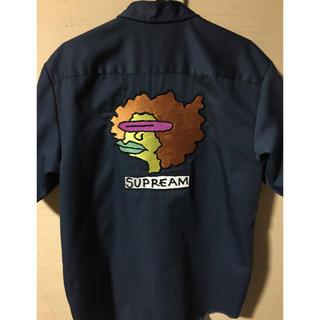 シュプリーム(Supreme)の Supreme  Gonz work shirt ゴンズ Mサイズ(シャツ)