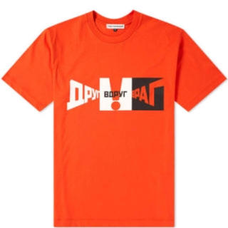 コムデギャルソン(COMME des GARCONS)のGosha Rubchinskiy Tシャツ(Tシャツ/カットソー(半袖/袖なし))