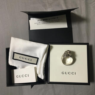 グッチ(Gucci)のgucci リング イーグル(リング(指輪))