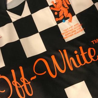 オフホワイト(OFF-WHITE)のoff-white nike   game shirt(シャツ)