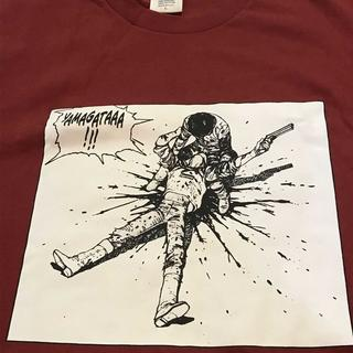 シュプリーム(Supreme)のSupreme×AKIRA Yamagata Tee 赤L(Tシャツ/カットソー(半袖/袖なし))