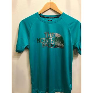ザノースフェイス(THE NORTH FACE)の新品 ザノースフェイス ラグラン速乾 Tシャツ(Tシャツ/カットソー(半袖/袖なし))