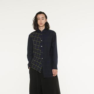 ヨウジヤマモト(Yohji Yamamoto)のGroundY シャツ グラウンドワイ ヨウジヤマモト GROUND Y(シャツ)