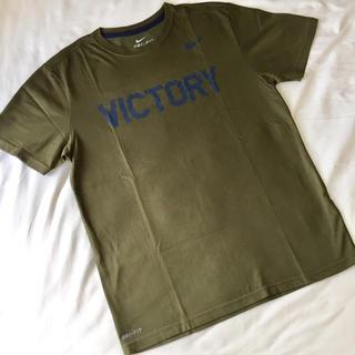 ナイキ(NIKE)のNIKE DRI-FIT Tシャツ ナイキ ドライフィット(Tシャツ/カットソー(半袖/袖なし))