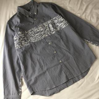 ステューシー(STUSSY)のSTUSSY ギンガムチェックシャツ ステューシー(シャツ)