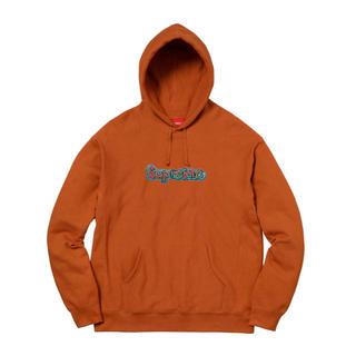 シュプリーム(Supreme)の Supreme Gonz Logo Hooded Sweatshirt (パーカー)