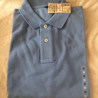 ムジルシリョウヒン(MUJI (無印良品))の無印良品 新品 半袖ポロシャツ メンズ(ポロシャツ)