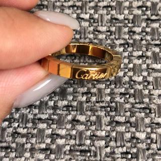 カルティエ(Cartier)のカルティエ♡ラニエール(リング(指輪))