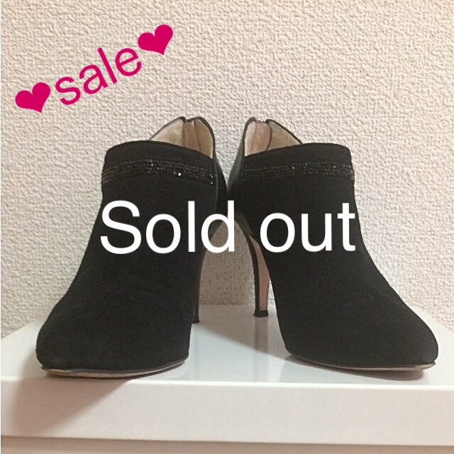 VII XII XXX(セヴントゥエルヴサーティ)の☆セヴントゥエルヴサーティ☆ブーティー/ショートブーツ レディースの靴/シューズ(ブーティ)の商品写真